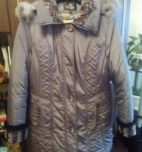 Куртка женская размер 54-56