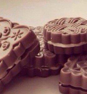 Мыло печенье