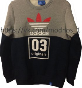 Новая толстовка Adidas
