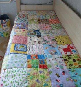 Одеялко ,ручная работа