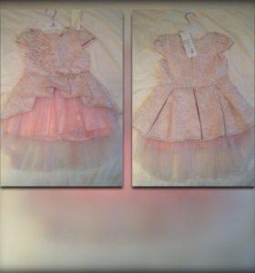 Новые очень красивые платья для девочек