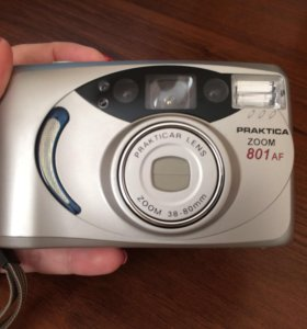 Пленочный фотоаппарат Praktica