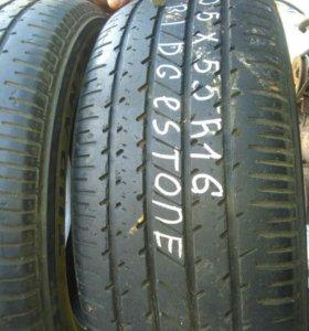 Bridgestone Turanza r16. 205#55