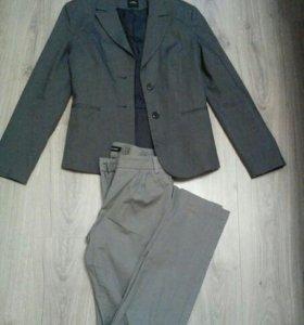 Пиджак, брюки