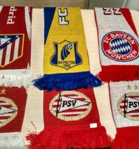 Комплект матчевых шарфов ПСВ