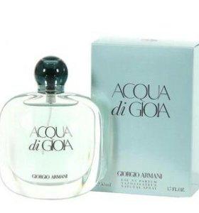 Женский аромат Acqua di Giola Giorgio Armani