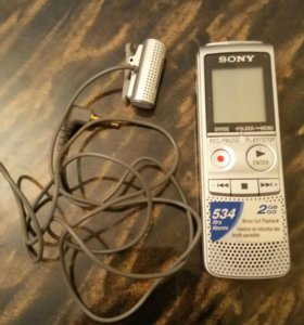 Диктофон Sony ICD-BX800 б/у