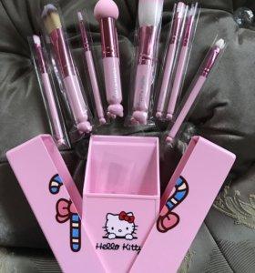 Кисти Hello Kitty