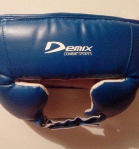Шлем Demix. Для боевых искусств