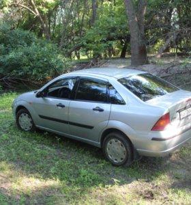 Ford Focus,1.8,2004,седан