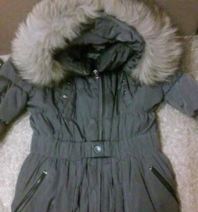 Зимняя теплая куртка ❄