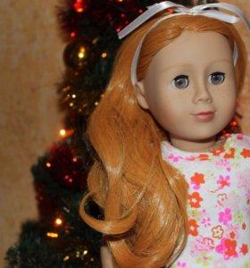 Новая кукла винил