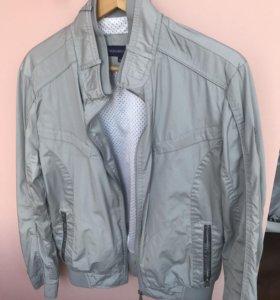 Куртка ветровка Trussardi Jeans