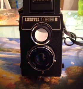 Фотоаппарат  ломо LUBITEL 166