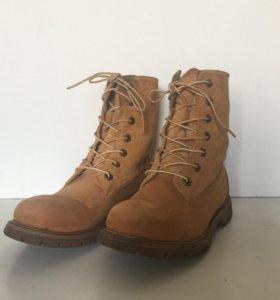 Зимние тёплые ботинки Timberland