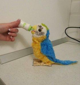 Интерактивная игрушка попугай