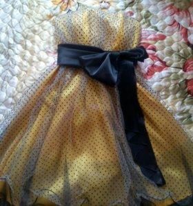 Платья,накидка на девочку