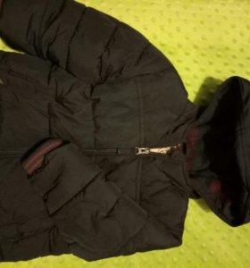 Куртка next зимняя 1,5-2 года