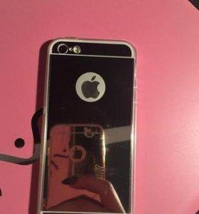 Новые зеркальные чехлы На айфон 5 5s
