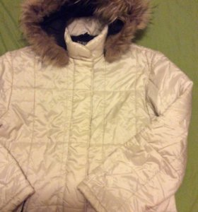 куртка, шикарно стирающаяся 44-46