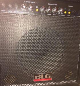 Комбик, гитарный усилитель BLG