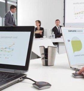 Barco ClickShare - беспроводной сервер презентаций