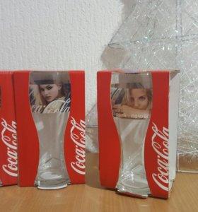 Стакан кока-кола коллекционный