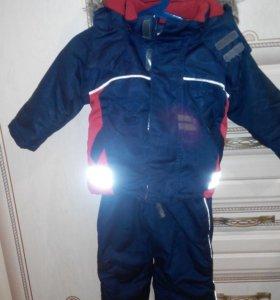 Зимний костюм 80 р-р
