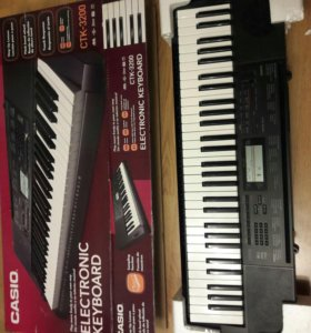 Пианина casio