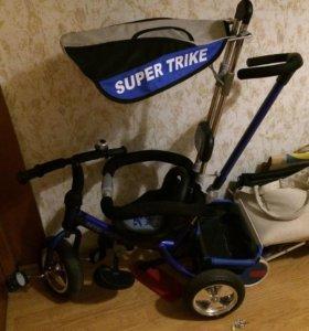 Велосипед детский Super Trike
