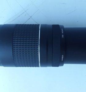 Объектив Canon 75х300