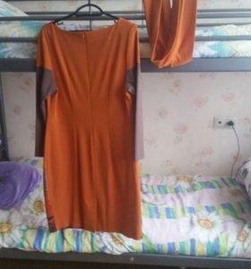 Супер платье,48-50 размер.