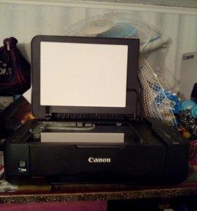 Canon принтер-копир.