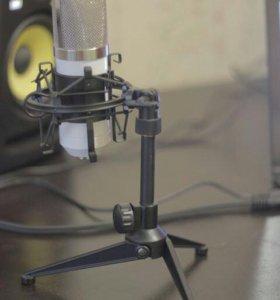 Микрофон конденсорный студийный Mic BM700