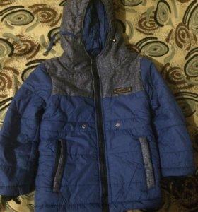 Куртка осень-весна носили 1 мес