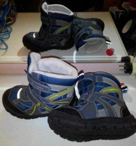 Ботинки зима Kapika