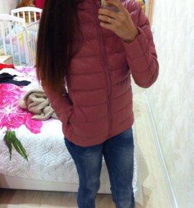 Новая куртка 44-46р