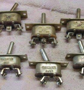 Выключатель, переключатель ВК57
