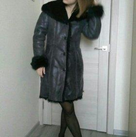 Дубленка зимняя - мех Тоскана