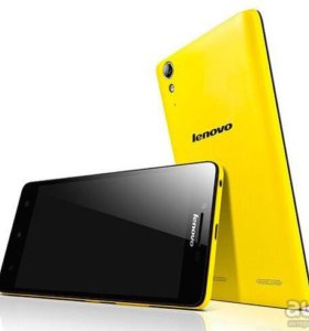 Новый Lenovo K3 Yellow music LTE (K30-W)
