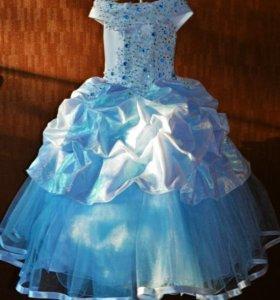 Новые платья от 110-116 см