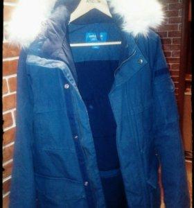 Куртка зимняя adidas(парка)