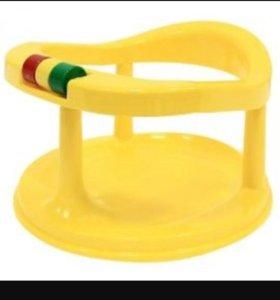 Стульчик для купания и ванночка