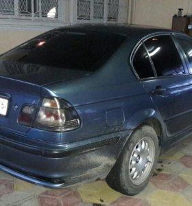 BMW  46  2001г