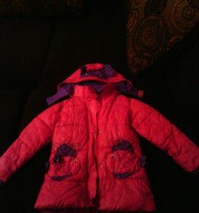 Куртка осенняя\весенняя детская