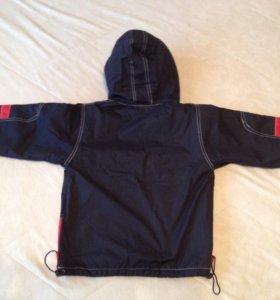 Весенняя куртка на мальчика рост 110 (5-6 лет)