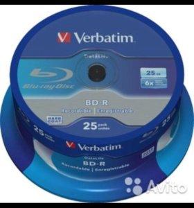 Verbatim Blu-ray Disc 25Gb