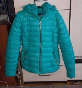 Куртка весна или на тёплую зиму