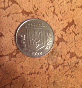 Монета Украины