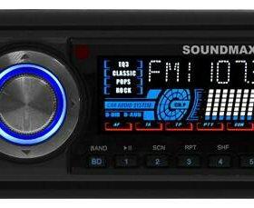 Магнитола Soundmax